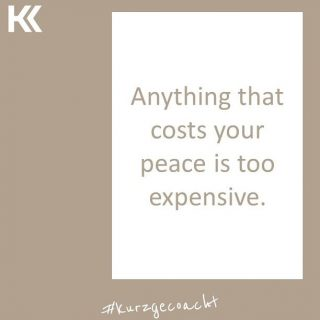#kurzgecoacht:⁠ Get your budget right! Delete, unfollow, unfriend, block, erease and disconnect from anyone and anything that robs you of your peace, love and happiness. Not just social media, but in reallife too. You don't need to be around people who don't see and appreciate your value.⁠ ⁠ ⁠ ⁠ #smileassoonasyouagree⁠ ⁠ #catchup #focus #goodvibes #positivemindset #mindfulness #chooseselfcare #loveyourselffirst